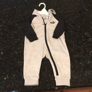 NWT Puma 3-6 month adorable outfit